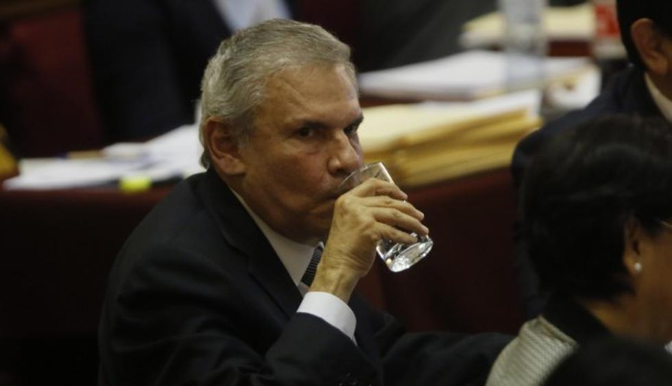 Luis Castañeda Lossio es investigado por los presuntos delitos de lavado de activos y otros. (Foto: GEC)