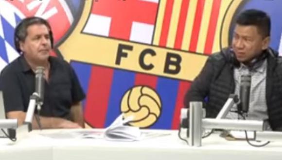 Silvio Valencia visionario sobre el resultado del Barcelona vs Bayern Munich por Champions League