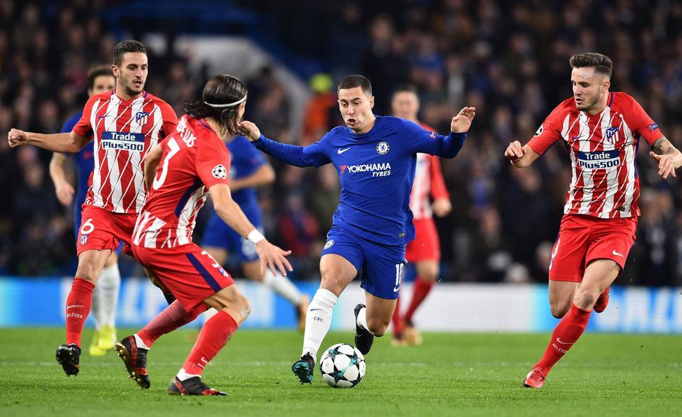 Atlético Madrid vs. Chelsea 1-1: GOLES Y VIDEO RESUMEN del ...
