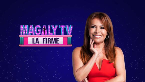 Magaly TV: La Firme EN VIVO EN DIRECTO vía YouTube