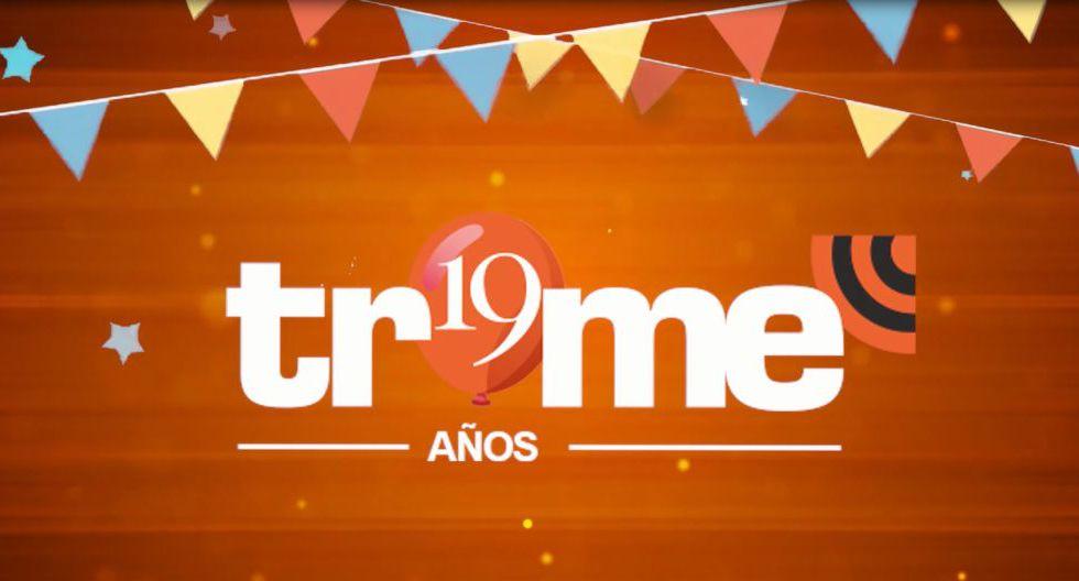 ¡Feliz aniversario Trome!