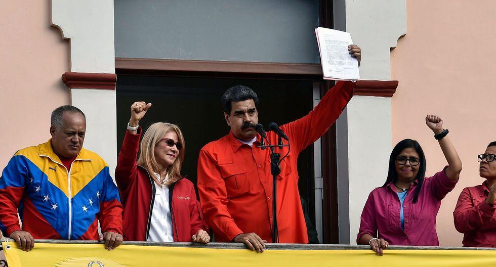 Venezuela: Nicolás Maduro rompe relaciones diplomáticas y políticas con Estados Unidos