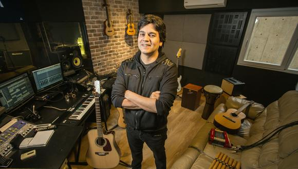 Lucho Quequezana usará tecnología de sonido 8D en su segundo show virtual. (Foto: 3Puntos)