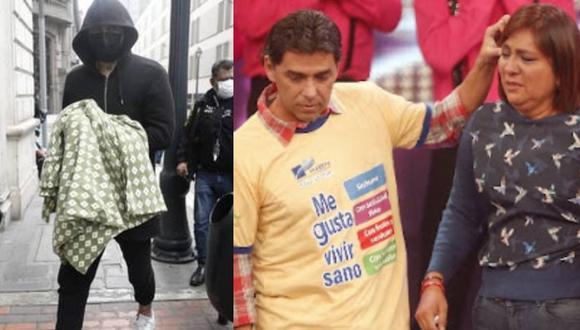 Hijo de Juan Carlos  Bazalar  hace reclamo por su madre y hermano detenidos por mafia de cobros en camas UCI (Foto: Facebook)