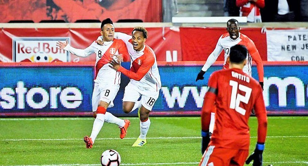 La selección peruana se medirá a Colombia.