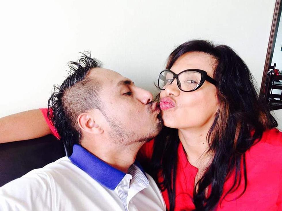 Mónica Cabrejos se despide de Richiboy