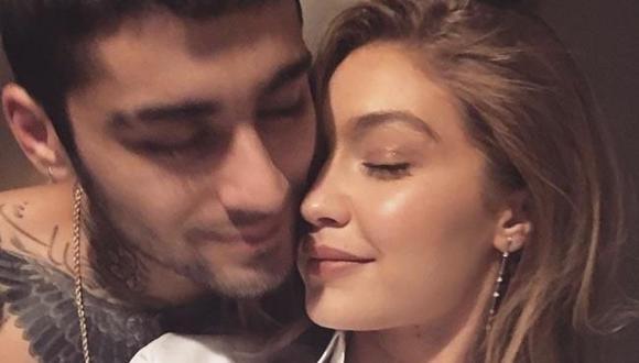 Después de haber estado separados por cerca de dos años, Gigi Hadid y Zayn Malik  regresaron (Foto: Instagram)