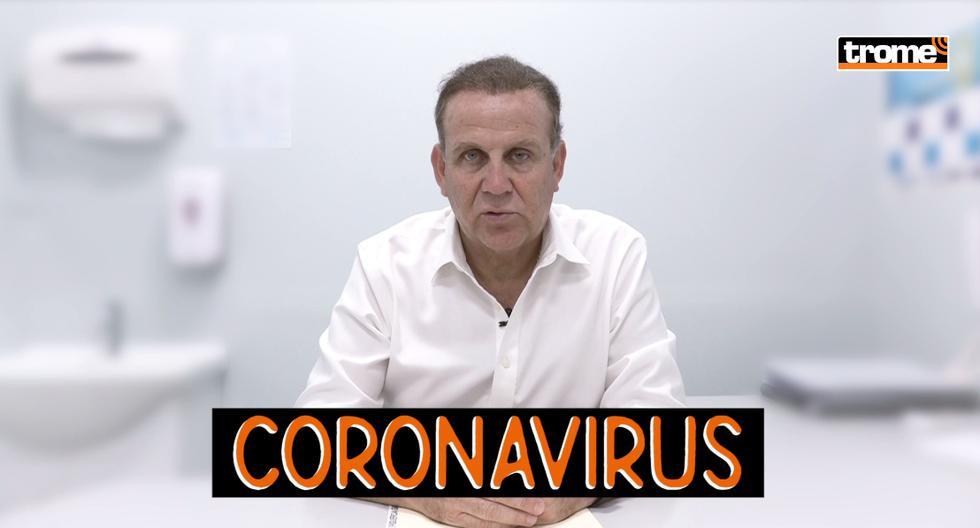 Dr. Alberto Tejada resuelve dudas sobre el Coronavirus