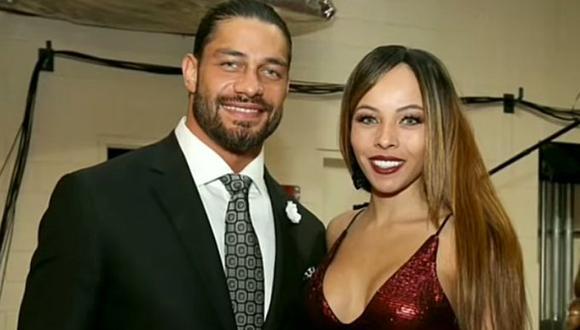 Roman Reigns y su esposa Galina Becker esperan gemelos. (Redes sociales)