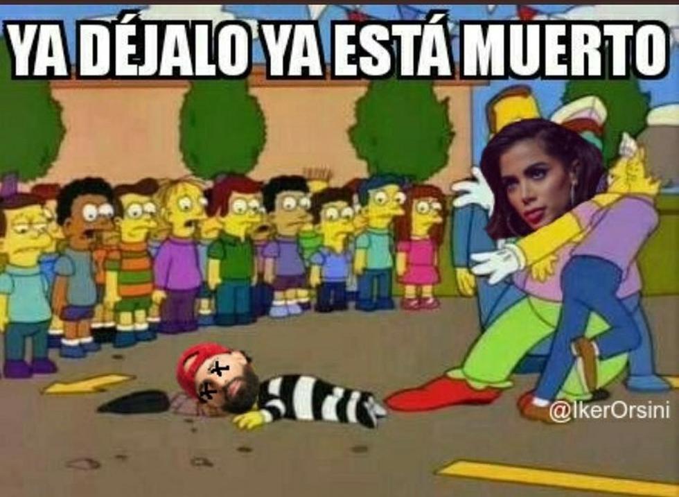 El comentario desatinado y machista de Arcángel provocó una ola de protesta en redes sociales, donde viralizaron memes