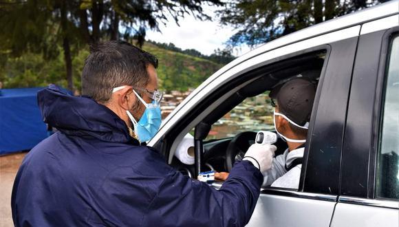 Si se detecta a un ciudadano con síntomas de COVID-19, será trasladado a un centro de salud para que sea tratado, aislado y monitoreado exhaustivamente (Foto: MPC)