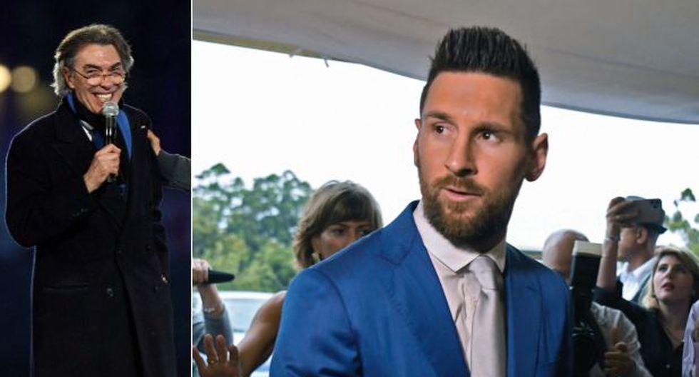 Messi al Inter de Milán: Presidente italiano soltó misteriosa frase sobre su fichaje
