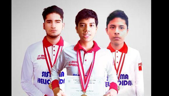 Escolares peruanos ganaron los primeros lugares en categoría de países invitados en la Olimpiada Internacional de Biología (IBO 2021)