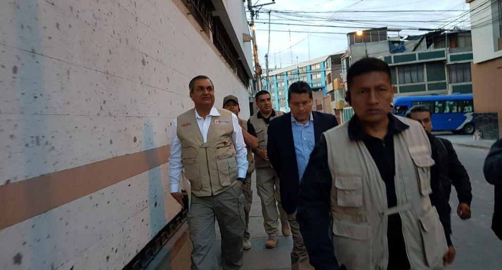Captura de Los malditos de Chumbivilcas. Fotos: PNP