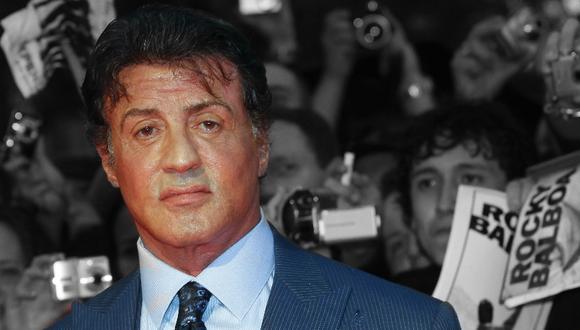 Sylvester Stallone, otra estrella de Hollywood acusada de abuso sexual. (Foto: AP)
