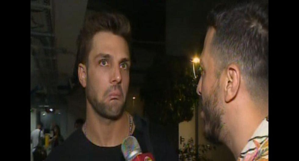 Nicola Porcella y Fabio Agostini