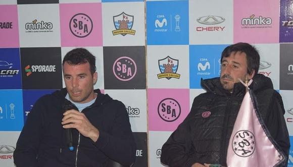 ExDT de Sport Boys habló del éxito de Hernán Bonvicini en Atlético de Madrid | Foto: Sport Boys