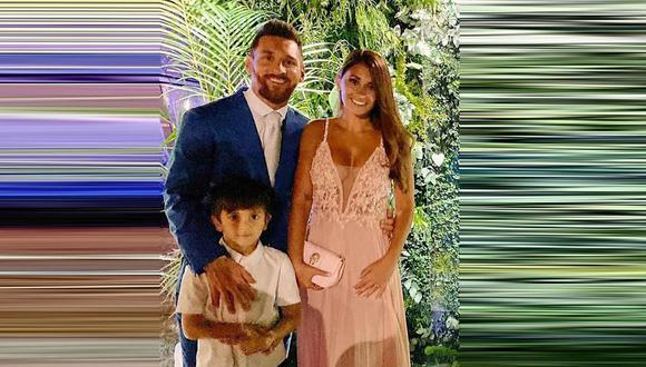 Lionel Messi sorprendió a Antonella Roccuzzo con detallazo por San Valentín. (Foto: Instagram)