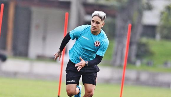 Gonzales además anticipó que Universitario apelará la suspensión que recibió Hohberg tras su expulsión en la última jornada del Torneo Apertura. (Foto: Universitario)