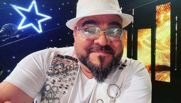 """Ángel López agradeció al público peruano por lo bien que lo ha pasado en """"Yo Soy"""". (Foto: Instagram @angellopezmusica)."""