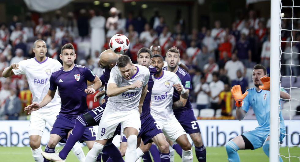 River Plate vs. Al Ain EN VIVO se enfrentan HOY por la semifinal del Mundial de Clubes