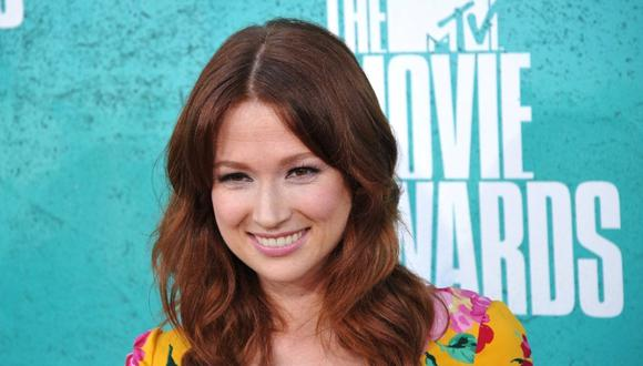 "Ellie Kemper es la estrella de la serie ""Unbreakable Kimmy Schmidt"". (Foto: AFP)"