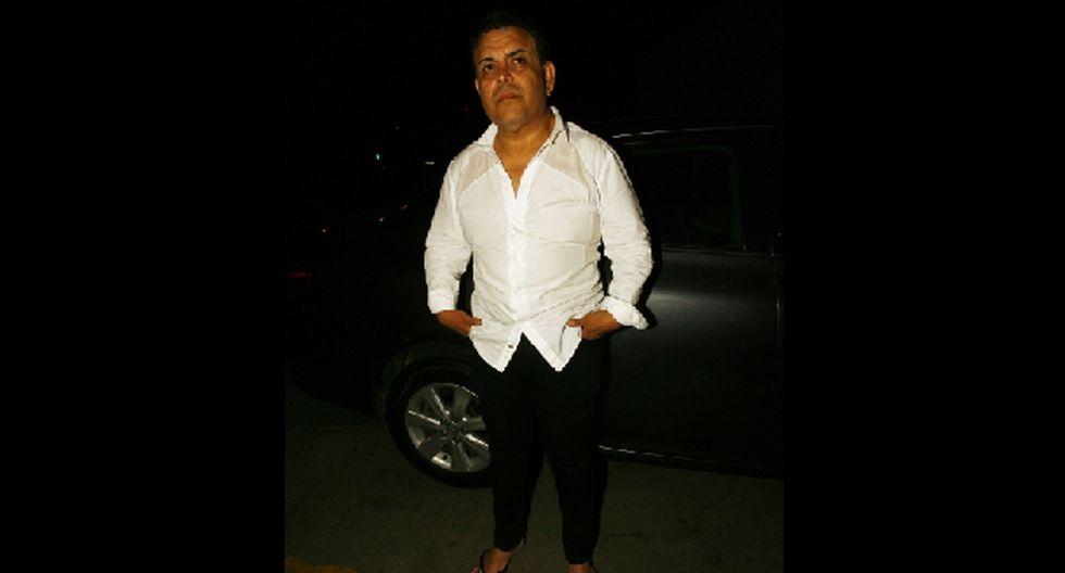 'Chibolín' fue víctima de asalto en Surquillo