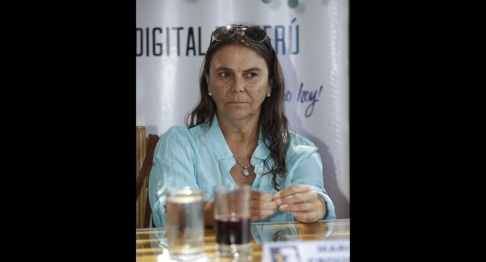 Marisol Crousillat