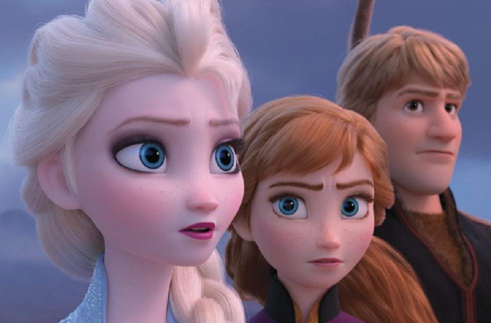 """""""Frozen 2"""" es el tráiler más visto de una película animada en el primer día de estreno (Foto: Disney)"""