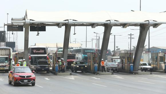 Los contratos fueron firmados con Rutas de Lima y Línea Amarilla. (Foto: GEC)