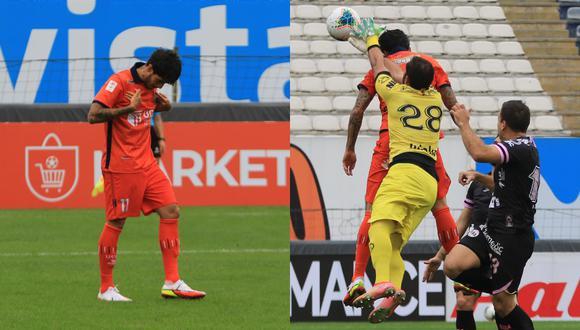 Beto Da Silva anotó un gol luego de 2 años y medio. Foto: Liga 1