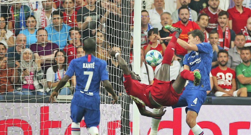Chalaca de Sadio Mané y mano de Chelsea en la final de la Supercopa