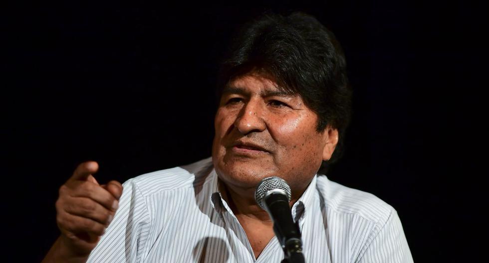 Morales no señaló quien es el candidato que apoyará en las elecciones de Bolivia.  (Foto: AFP)