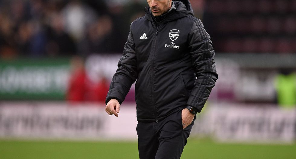 Mikel Arteta fue oficializado por Arsenal como el nuevo entrenador del primer equipo. (Foto: @Arsenal)