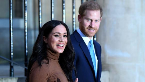Los duques de Sussex se encuentran viviendo en Los Ángeles, Estados Unidos, donde buscan empezar una nueva vida. (AFP).