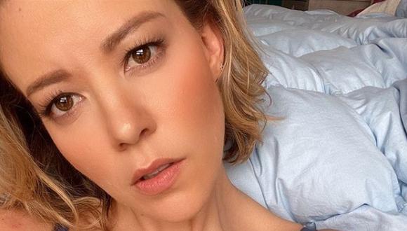 La actriz compartió un preocupante mensaje en Instagram, en el que señaló que sufre un nuevo padecimiento . (Foto: Fernanda Castillo / Instagram)