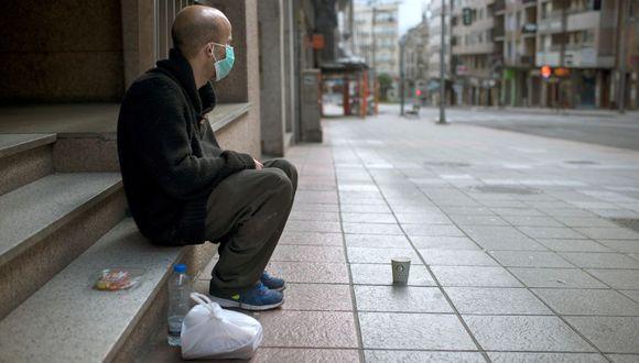 España bate nuevo récordo y registra 769 muertos en un solo día | TROME | EFE//Brais Lorenzo