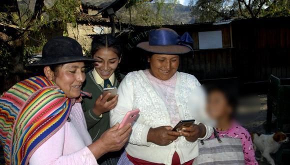 Huancavelica: 1600 comunidades rurales contarán con internet 4G (Foto difusión)