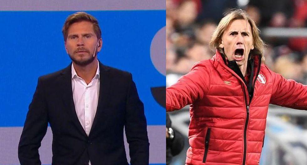 Fox Sports: Pollo Vignolo se lamenta por no contratar a Ricardo Gareca como DT de Argentina