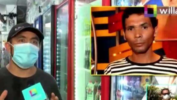 Ex vecinos de Kike Suero lo acusan de 'cabeceador'