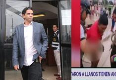 Sujeto abatido por Luis Miguel Llanos ya era 'ubicado' por la policía y una vez se desnudó para no ser detenido