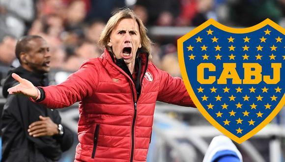 Ricardo Gareca respondió esto sobre el interés de Boca Juniors por contrarlo como técnico Xeneize