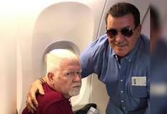 """El emotivo mensaje que Tito Rojas dejó al 'Cano' Estremera por su fallecimiento: """"Nos volveremos a ver en el paraíso"""""""