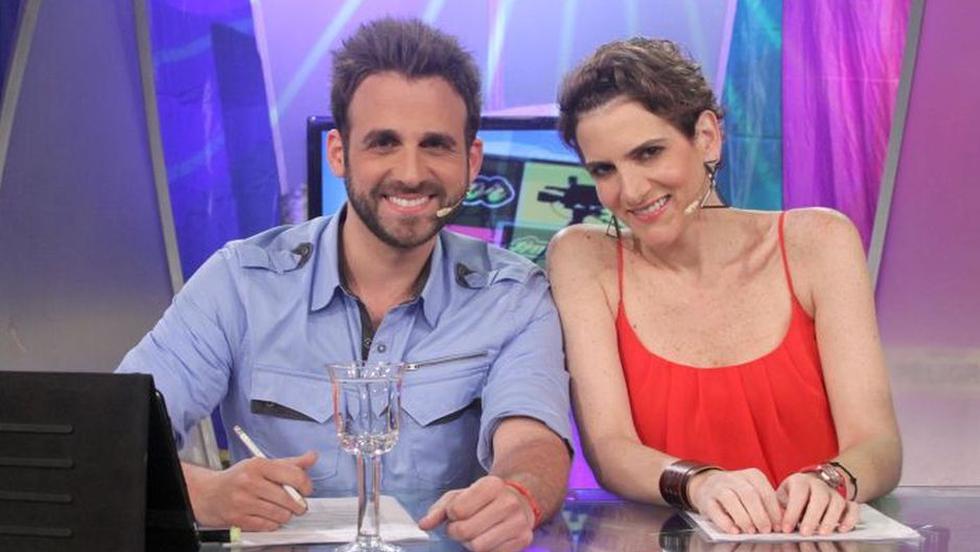 ¿Rodrigo González y Gigi mitre se mudan a ATV?