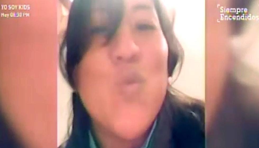 Jessica Sierra, docente acusada de seducir a menor de edad.