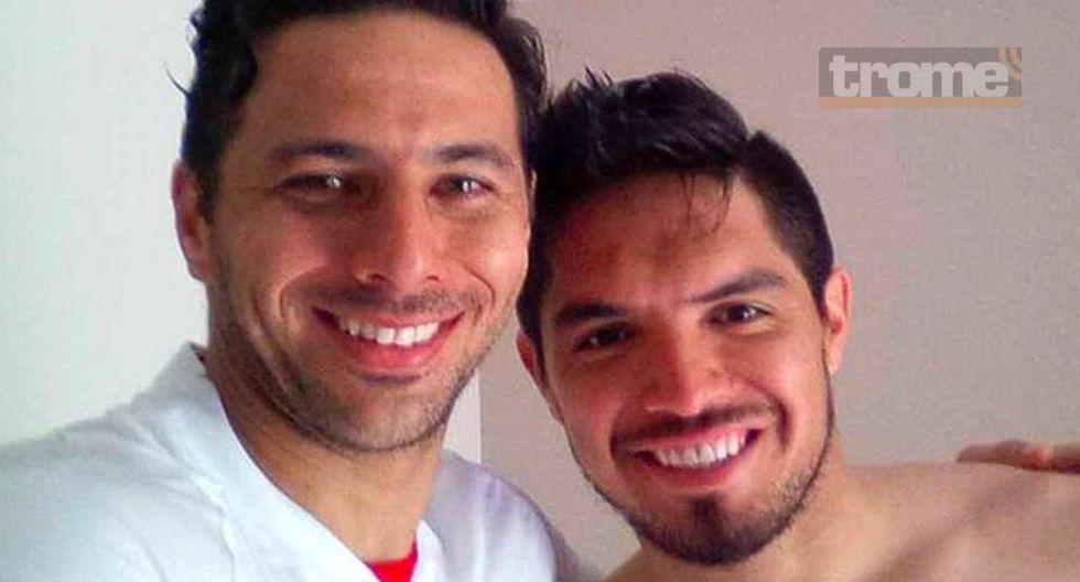 Claudio Pizarro reta a Juan Vargas a rutina de entrenamiento  en cuarentena