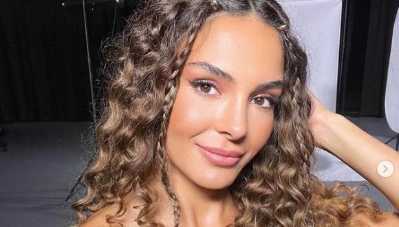 Ebru Şahin es una actriz y modelo turca, ganadora de múltiples premios como el Golden Butterfly (Foto: Ebru Şahin/ Instagram)