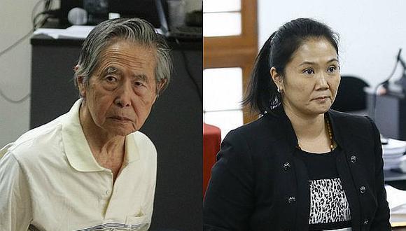 "Keiko Fujimori: ""Mover a mi padre de centro penitenciario sería un homicidio"""