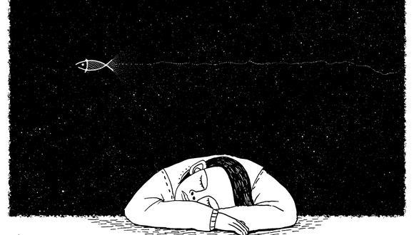 Sueños ¿Qué significa soñar con peces Fuente Pixabay