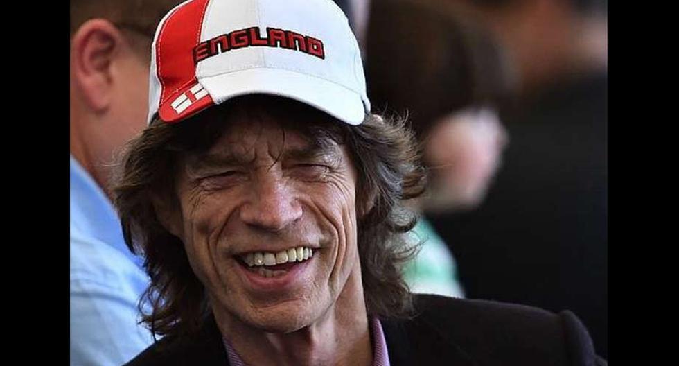 Mick Jagger y la maldición que hoy alcanzó a Inglaterra